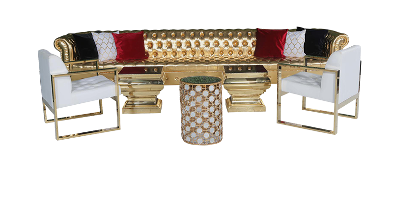 Bubble New York Chic Special Event Furniture Rentals