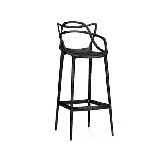 Pleasant Matrix Barstool Black Bubble Nyc Ncnpc Chair Design For Home Ncnpcorg